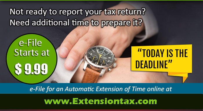 Business Income Tax Extension Form  Deadline Alert