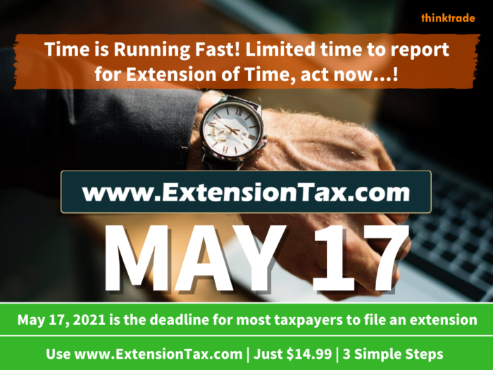 ExtensionTax and Tax Filing
